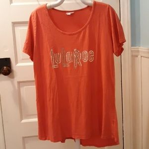 Lularoe short sleeve large